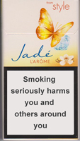 Style Jade Super Slims Arome Cigarette Pack