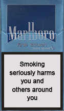 Marlboro Gold Fine Touch Cigarette Pack