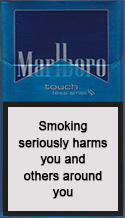 Marlboro Touch Cigarette Pack