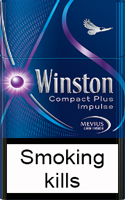 Winston Compact Impulse Cigarette Pack