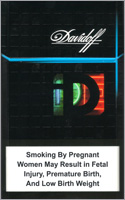 Davidoff iD Blue Cigarette Pack