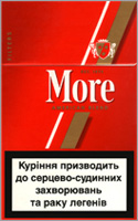 More (Filters) Cigarette Pack