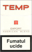 Temp Export Cigarette Pack