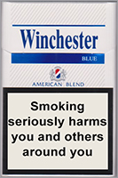 Winchester Blue Cigarette Pack