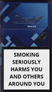 Davidoff Reach Blue Cigarettes pack