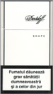 Davidoff Shape White Cigarettes pack
