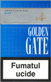 Golden Gate Blue Cigarettes pack