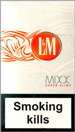 L&M MIXX Super Slims Cigarettes pack