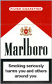 Marlboro Red Cigarettes pack