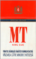 MT Cigarettes pack