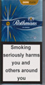 Rothmans Demi Click Amber Cigarettes pack