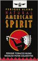 AMERICAN SPIRIT PERIQUE FILTER BOX KING