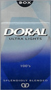 DORAL ULTRA LIGHT BOX 100