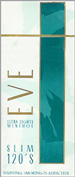 EVE ULTRA LIGHT MENTHOL 120